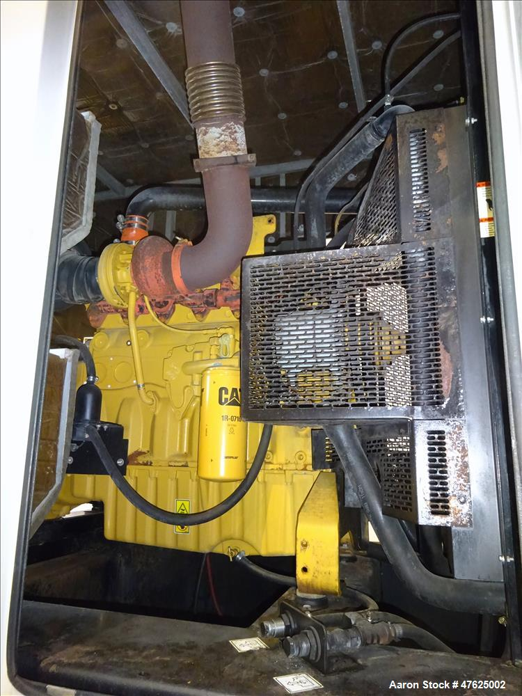 Used-Caterpillar XQ250 rental grade portable generator CAT C9 EPA Tier 3