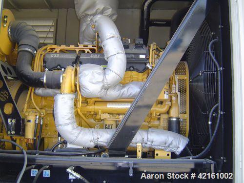 Unused-Caterpillar 1000 kW, C-32, Standby Diesel Generator Set with weatherproof enclosure. Generator model SR4-B-GD, arrang...