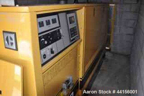 Used- CAT 178kW standby diesel generator set . Caterpillar 3208 engine rated 299 HP @ 1800 RPM, SN-5YF00651. 3/60/208. 12 le...