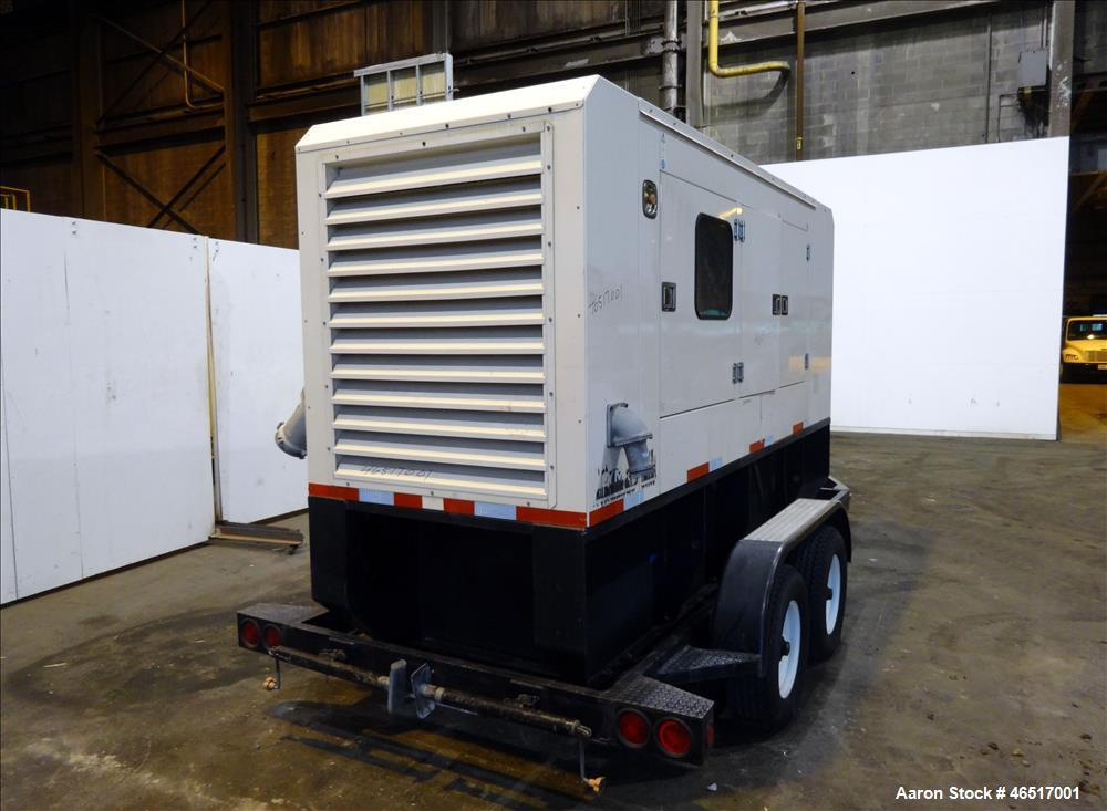 Used-Caterpillar / Olympian 200 kW  portable diesel generator model D200P1