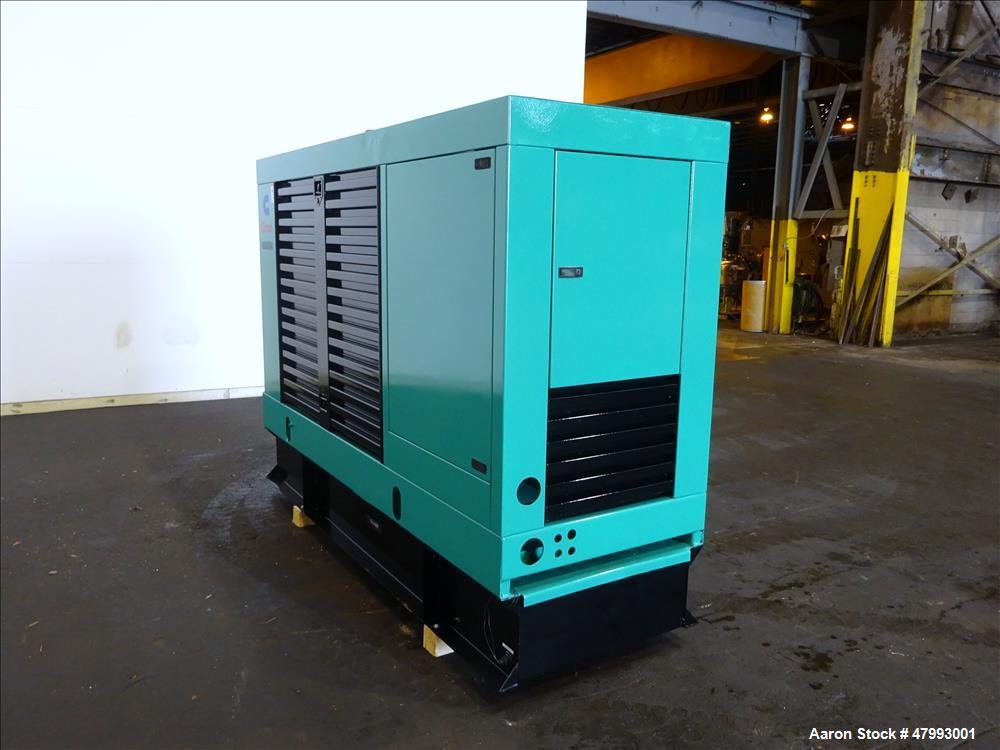 Used- Cummins 150 kW diesel generator 150 DGFA. Cummins 6CTA8.3-G2 engine