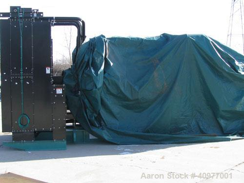 Unused-New Cummins 2000kW Standby Rated Diesel Generator Set, model DQKAB. Cummins model QSK60-G6 diesel engine rated 2922 h...