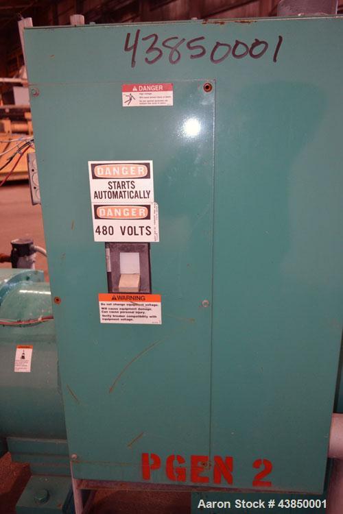 Used- Cummins Onan 350 kW Standby (315kW prime) Diesel Generator Set, Model 350DFCC 39229F, SN- J900350129. Cummins NTA855-G...