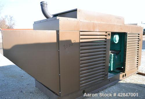 Used- Cummins 400 kW Diesel Generator Set, Model DFCE-3387635, SN-A000055595. Cummins NTA-855-G5 engine SN-30363976 rated 60...