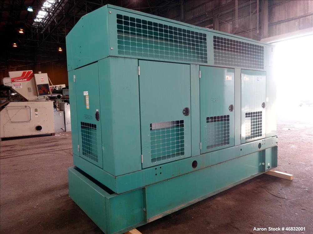 Used- Cummins 350 kW Standby (320 kW Prime) Diesel Generator Set