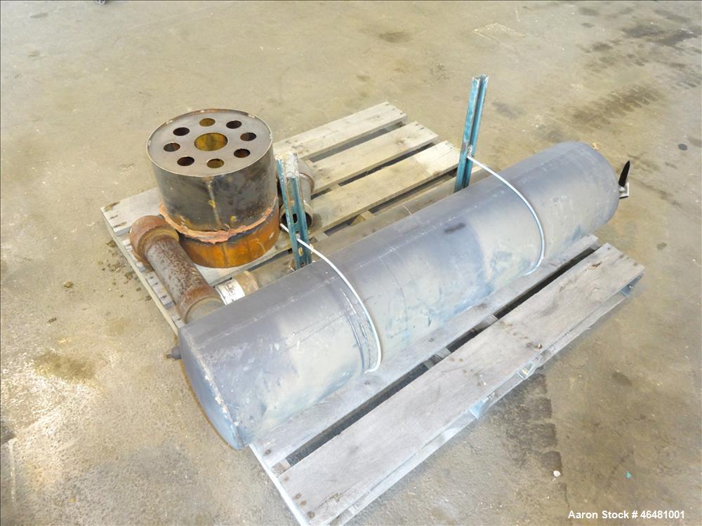 Used-Cummins 80 kW diesel generator model DSFAE. Cummins QSB5-G3, EPA tier 3