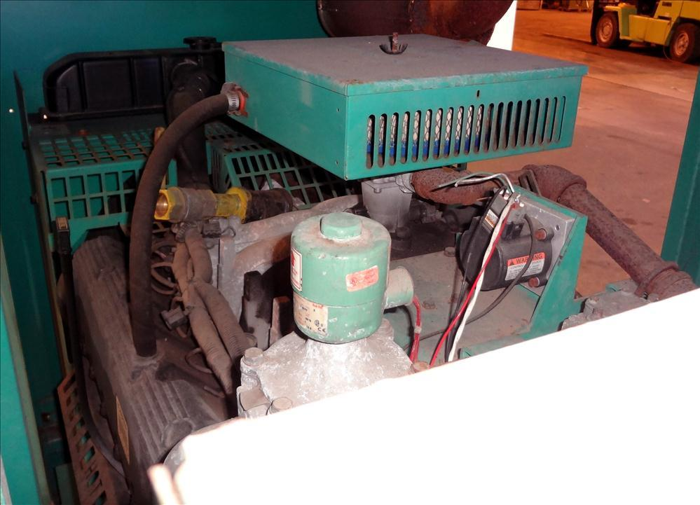 Used- Cummins 60 kW natural gas generator, model GGHE. Ford WSG-1068 6.8L engine