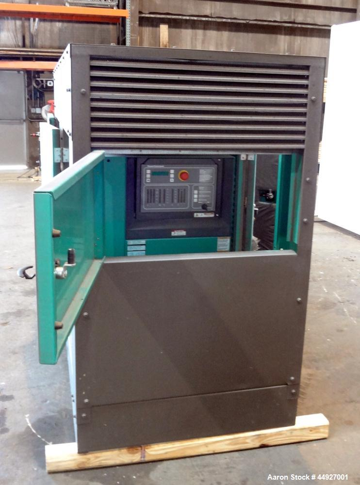 Used- Cummins 150 kW Standby Natural Gas Generator Set, Model GGLB-5769053, Serial #G060941941.  GM8.1L-HO engine rated 225 ...