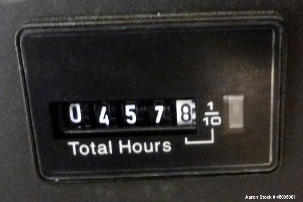 Used- Cummins 250kW Standby (225kW Prime) Natural Gas Generator Set. Cummins GTA855G-3 engine rated 383 hp @ 1800 rpm, seria...