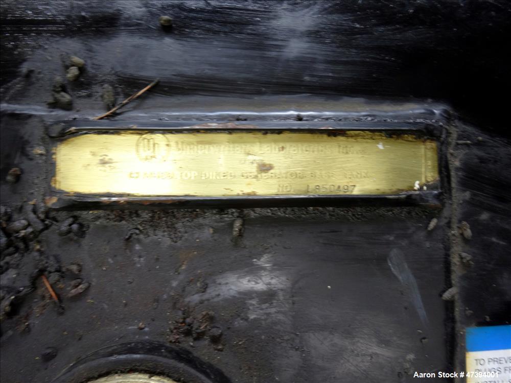 Used-Cummins 250 kW standby diesel generator set