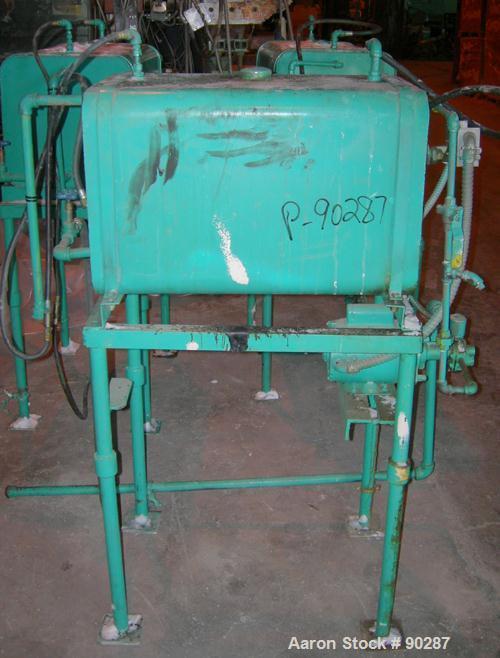 USED: Cummins/Onan 500 kW diesel driven generator, model 500DFY-4XR. 625 kva, 3/60/277-480 volt, 1800 rpm, 752 amp. Driven b...