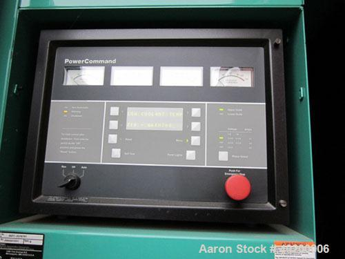 Used- Cummins 200 kW Standby (180 kW prime) Diesel Generator Set, Cummins DGFC - 3376791 SN-J990001331. Cummins 6CTAA8.3-G3 ...