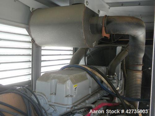 Used- Detroit Diesel / MTU trailer mounted 300 kW diesel generator set, Detroit Diesel model 300DSE, serial #773417, Detroit...