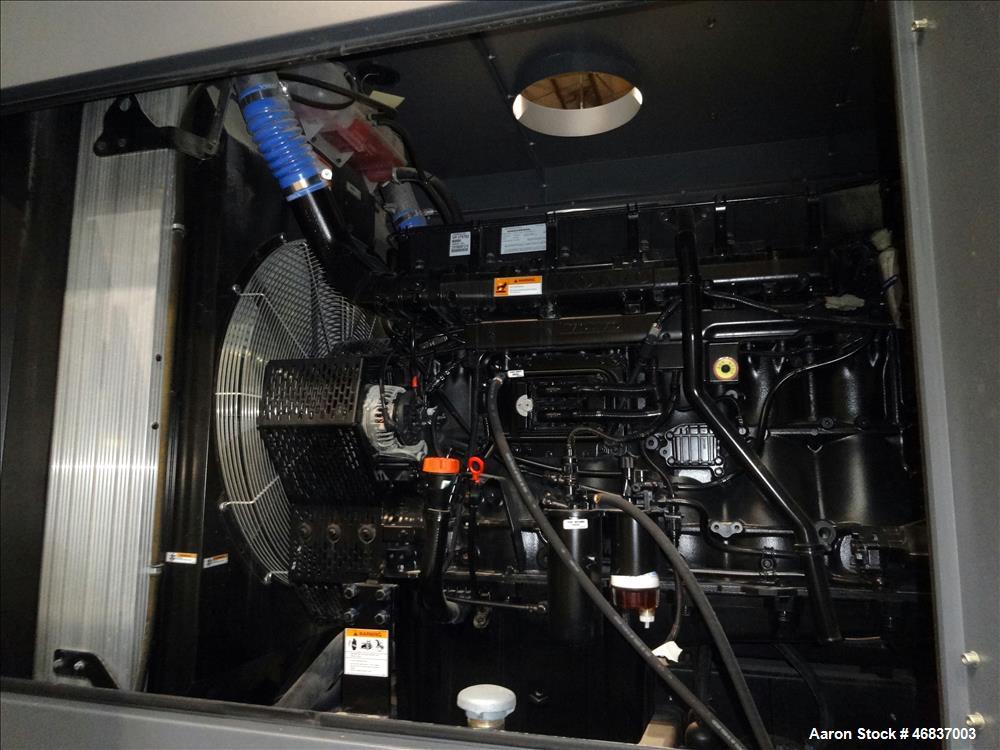 UNUSED- Generac 500 kW standby diesel generator, Volvo TAD1641GE EPA Tier 2 engi