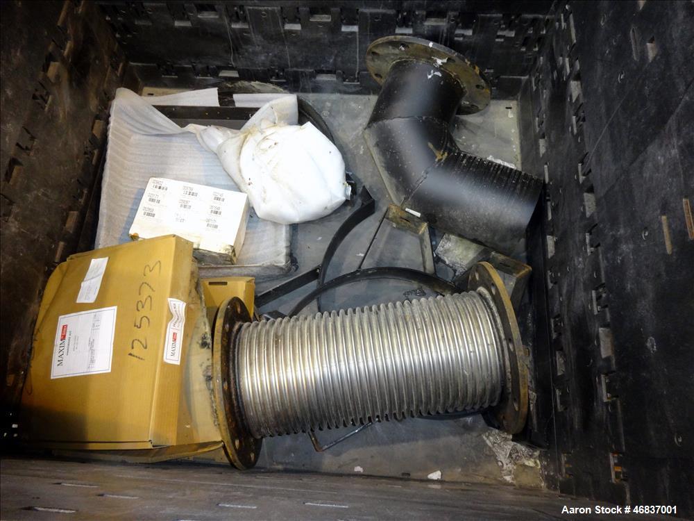 UNUSED- Generac 500 kW  diesel generator Volvo Penta TAD1641GE engine