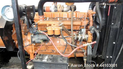 Used- Generac 180 kW standby (140kW prime) diesel generator set, model 97A01001-S, type SD180-K367.5018CPNNC, SN-2033303. Ge...