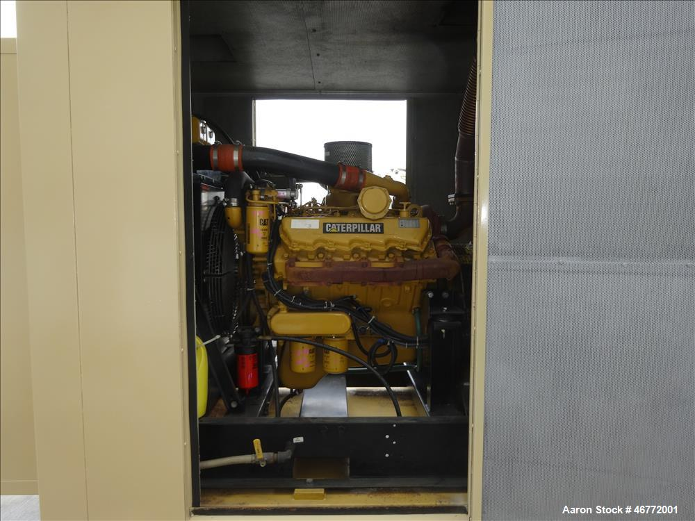 Caterpillar / Olympian / Generac 200 kW  diesel generator. CAT 3208 engine