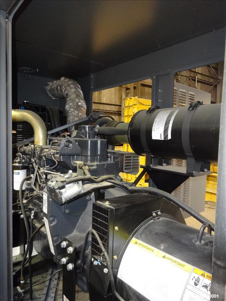 Unused-Generac 100 kW diesel generator  Iveco engine, EPA Tier 3