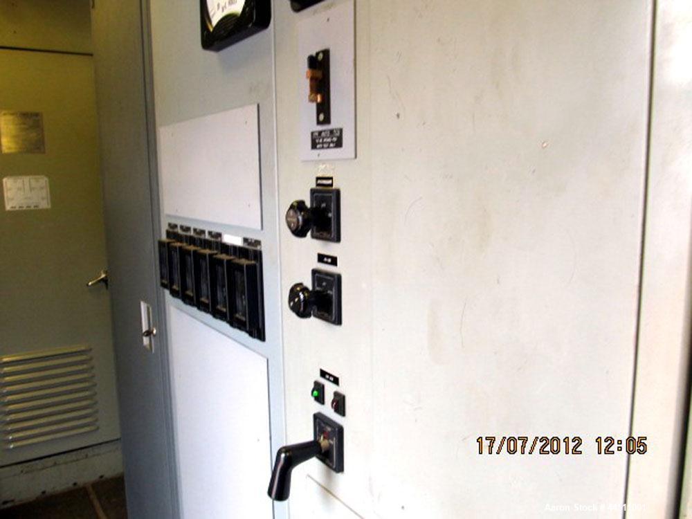Used- General Motors 2000 kW Diesel Generator Set.  EMD Model 16-567-FD4 engine rated 2875 hp @ 900 rpm, serial #70-M3-1008....