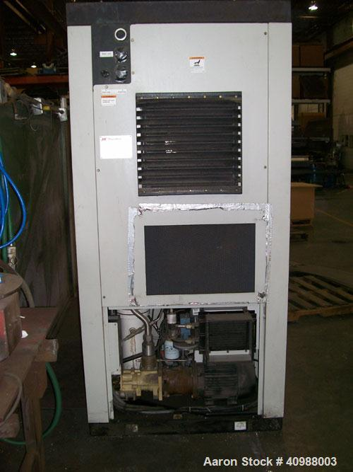 """Used-Ingersoll Rand Microturbine Generator, Model MT70. 70 kW out, natural gas 4"""" to 75 psig, 950,000 BTU per hour, 28% effi..."""