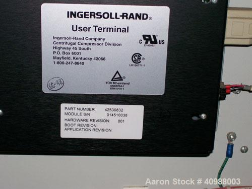"Used-Ingersoll Rand Microturbine Generator, Model MT70. 70 kW out, natural gas 4"" to 75 psig, 950,000 BTU per hour, 28% effi..."
