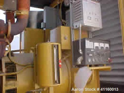 Used-Katolite 500 kW diesel generator set. MTU model 8V2000 engine. 3/60/277/480V, 1800 rpm, 12 lead. 1620 gallon sub-base f...