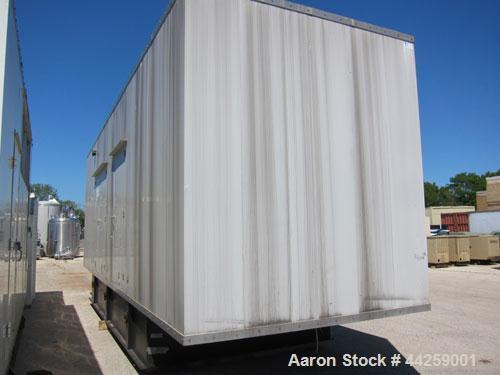 Used- MTU / Kohler Power Systems 1020 kW standby diesel generator set, model 1000R0ZD4-12C1, SN-0695319. MTU / Detroit Diese...