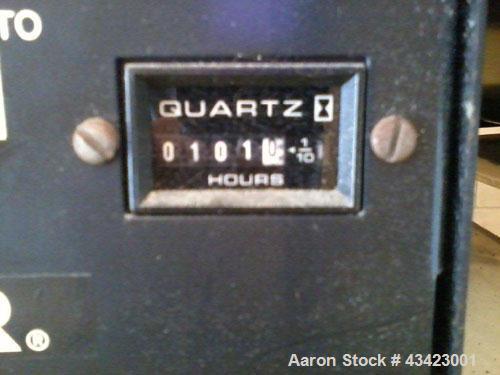 Used-Kohler 100kW Natural Gas Generator Set. Model 100RZ72, Serial 390842, 240 Volt, 3 Phase,101 hours, Year 1997