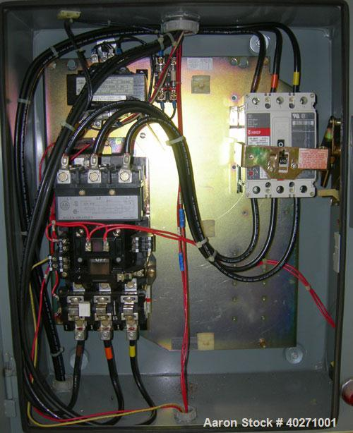 Used - Kohler 150 kW diesel generator set, model 150ROZJ81, spec PA-189821-81, 3/60/277-480V. Kohler 460V auto transfer swit...