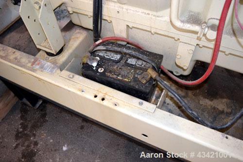 Used- Kohler 150kW Diesel Generator Set. Model 150ROZJ, SN-397222. John Deere model 6081AF001 engine, SN-RG6081A052960. 3/60...