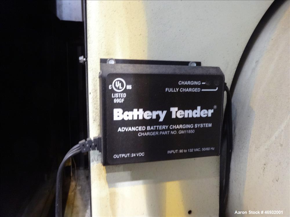 Used-Kohler 265 kW  diesel generator model 250REOZV. Volvo TAD1031GE engine
