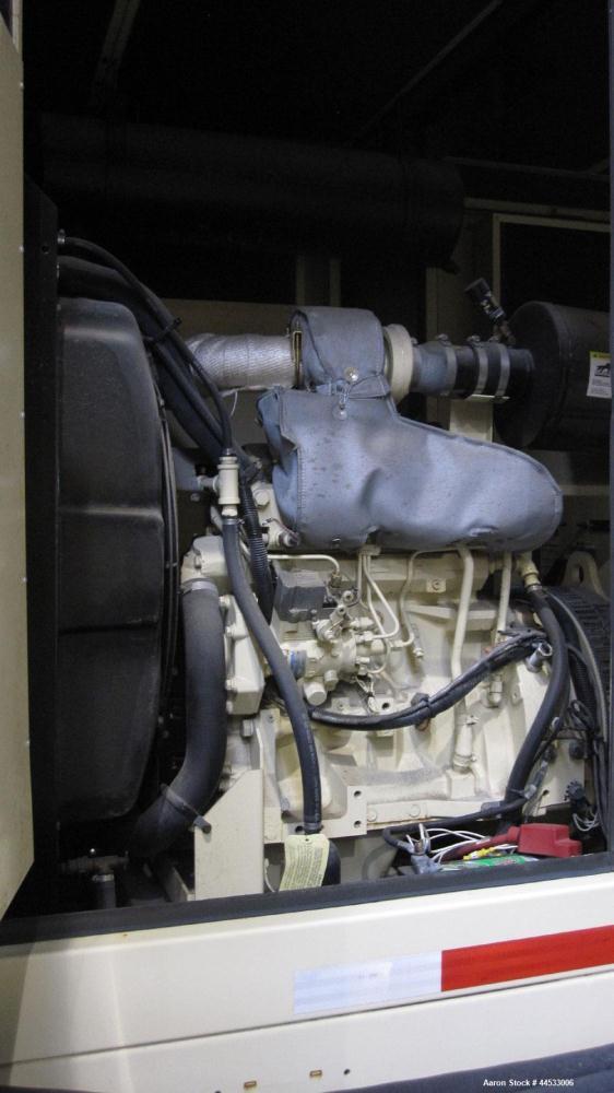 Used- Kohler 33 kW prime rated portable / trailer mounted, diesel generator set, model 30REOZJB, SN-0793273. John Deere 3029...