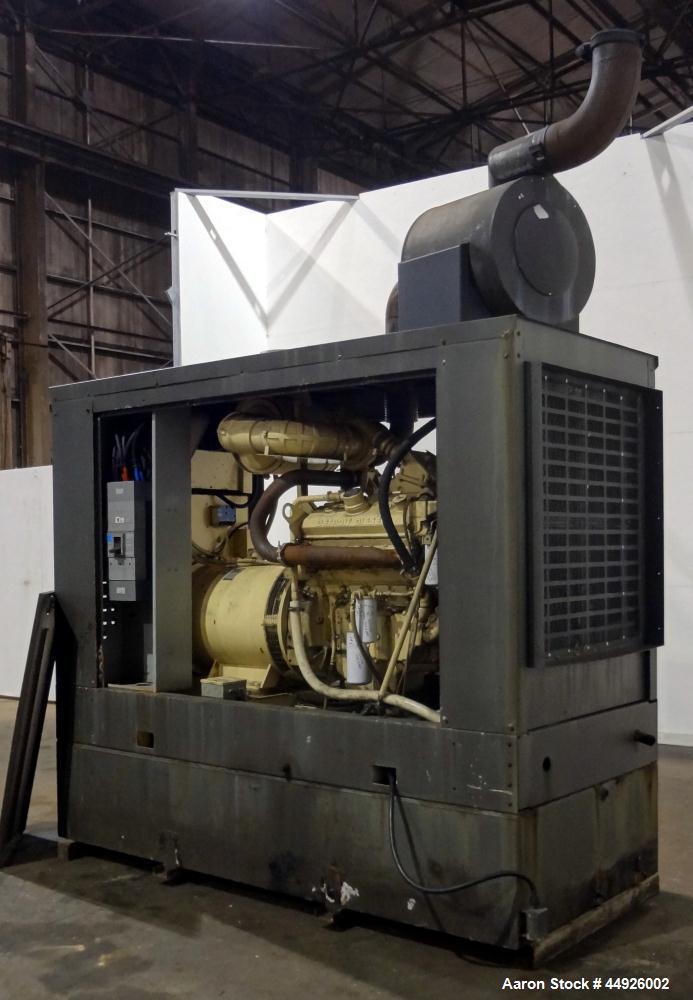 Used- Kohler 350kW Standby Diesel Generator Set, Model 350ROZD81