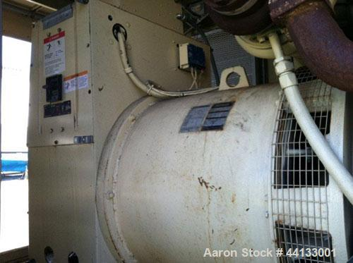 Used- Kohler 400kW standby (350 kW prime) diesel generator set, model 400ROZD SN-262449. Detroit Diesel 8V-92TA engine rated...