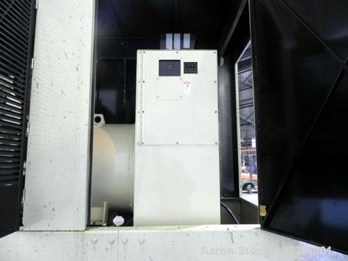 Used- Kohler 475 kW diesel generator set, Model 500REOZV, SN-2063752. Volvo model TAD1641GE D500 16.1B65 4-cycle turbocharge...