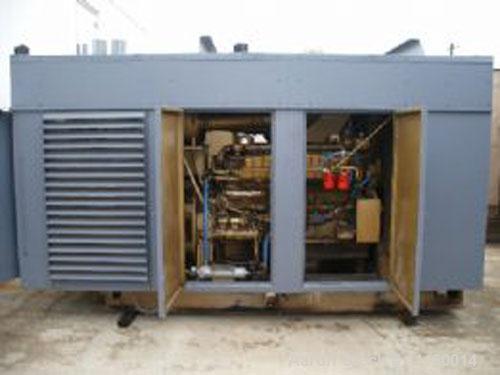 Used- Kohler 500 kW Diesel Generator Set, model 500ROZ71. Cummins model VTA28G1 diesel engine rated 760 hp @ 1800 rpm, Marat...