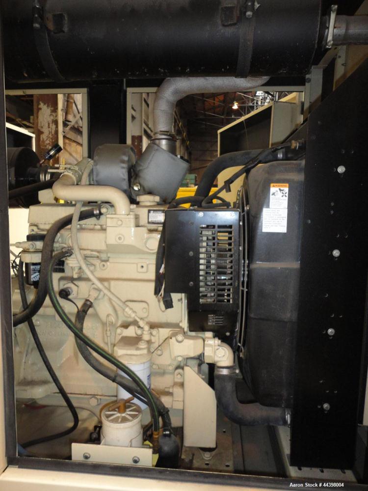 Used- Kohler 62 kW standby (57 kW prime) diesel generator set, portable / trailer mounted, model 60REOZJB, SN-2131295. John ...