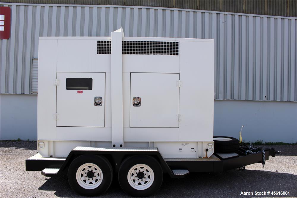 Used- 180 kW Kohler Generator, Model KOHU180KWA