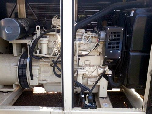 Used-Kohler 180 kW Diesel Generator Set, Model REOZJD SN 2182499, 277/480 Volt Weather Enclosure, 425 Gallon Sub Base Fuel T...