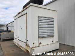 Used- Caterpillar 500 kW Standby Diesel Generator Set