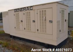 Used- Generac Power Systems 300 KW Diesel Generator Set. Model 8533410200, type code SD0300-K369.0D18HPYY C, serial# 2094495...