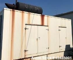 Used- Caterpillar SR4B / 3512 1250KW / 480 volts, Generator Serial #: 4DM01016,  Engine serial: 24Z09913, Total life run tim...