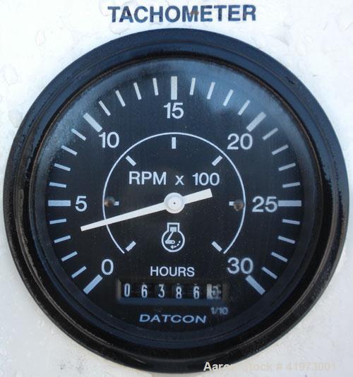 Used- MQ Power / Multiquip Whisperwatttrailered 110 kW standby rated / 100kWprimerated dieselgeneratorset. Whisperwatt...