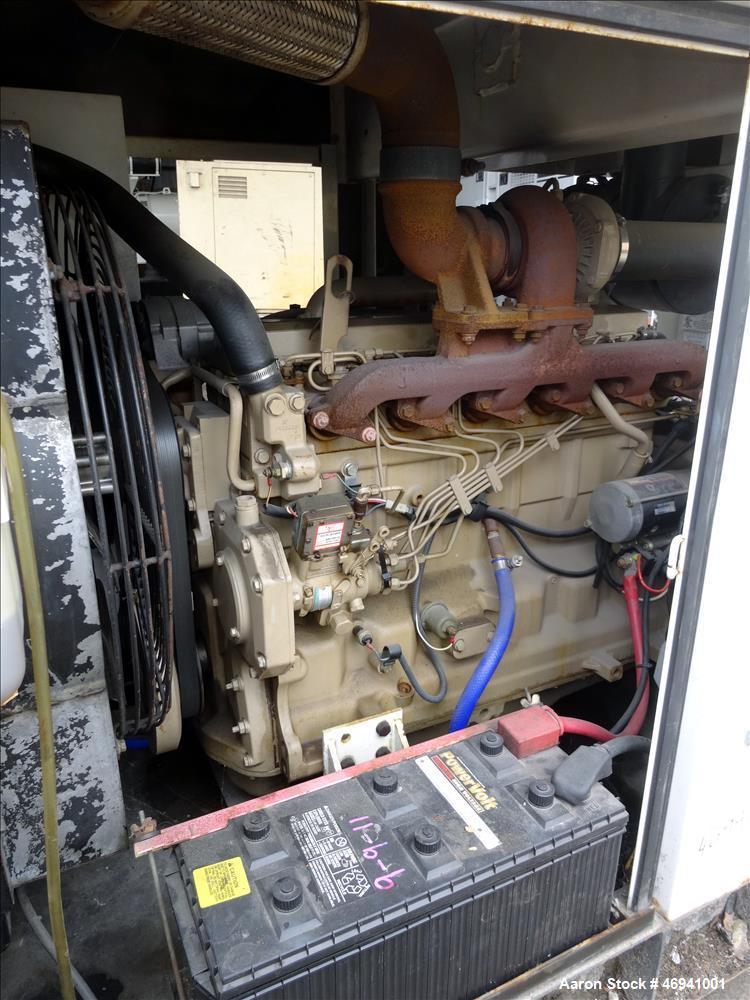 Used- Multiquip MQ Power WhisperWatt 110 kW standby (100 kW prime) diesel genera