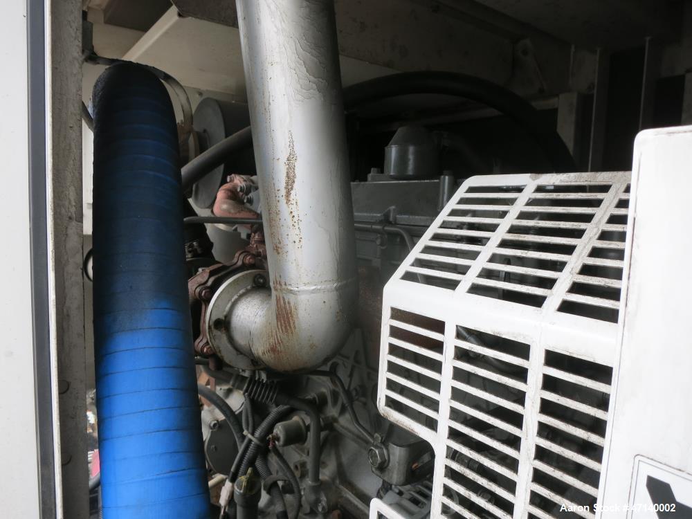 Used- Multiquip MQ Power WhisperWatt DCA-125USI 110 kW trailered generator