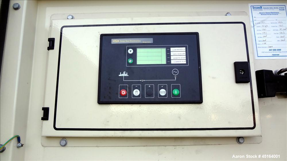 Used- Cummins/Triton 380 kW Diesel Generator Set, Cummins Model NTA-855-G3.