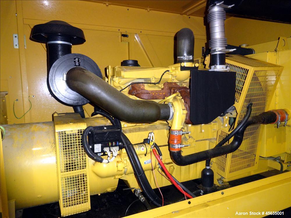 Used- Caterpillar / Olympian 150 kW Standby Diesel Generator Set Model D150P1