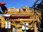 Used- CAT 500 kW diesel generator set, 3/60/277-480V. Caterpillar model 3412 engine, 749 hp @ 1800 rpm, serial #3FZ03414. SR...