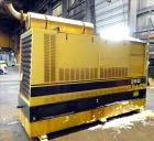 Used- Caterpillar 350kW standby diesel generator set, Cat 3406 engine rated 519 HP at 1800 RPM, SN-4RG00872. 3/60/277/480V. ...