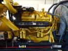 Used-Caterpillar 500 kW diesel generator set. CAT 3412 engine. UL 2200 listed